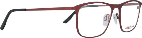 Obrázek z dioptrické brýle BLIZZARD Frame, red, 52-17/135