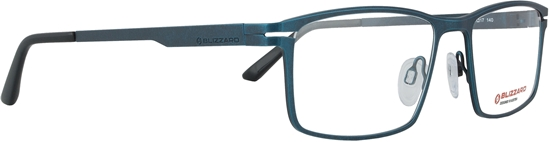 Obrázek z dioptrické brýle BLIZZARD Frame, anthracite blue, 53-17/140