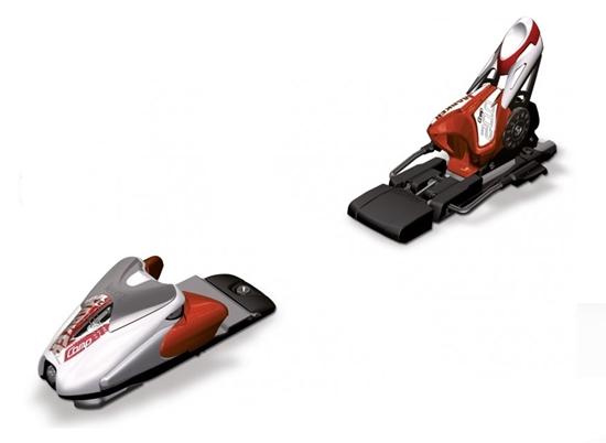 Obrázek z lyžařské vázání MARKER binding COMP 20.0 EPS, white/red, AKCE
