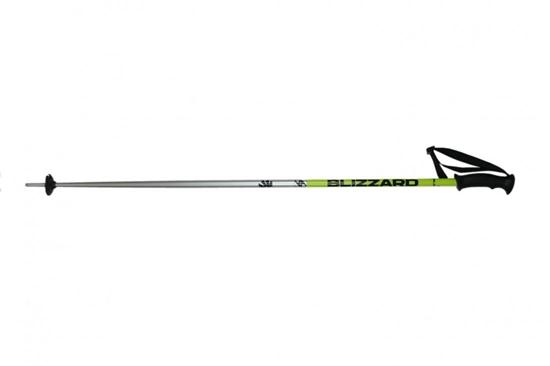 Obrázek z lyžařské hůlky BLIZZARD Sport ski poles, black/yellow/silver