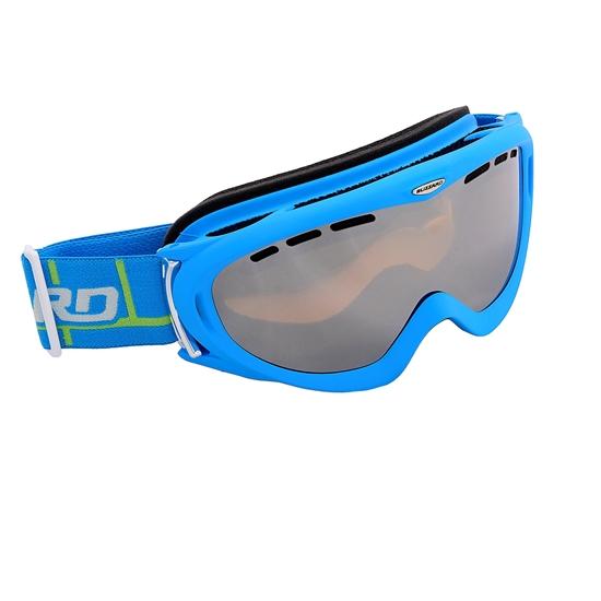 Obrázek z lyžařské brýle BLIZZARD Ski Gog. 905 MDAVZFO, neon blue matt, amber2-3, blue mirror, photo
