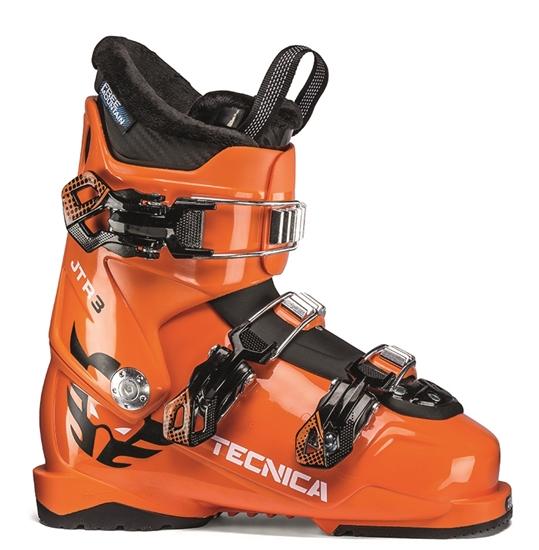 Obrázek z lyžařské boty TECNICA JTR 3, ultra orange, rental, 19/20