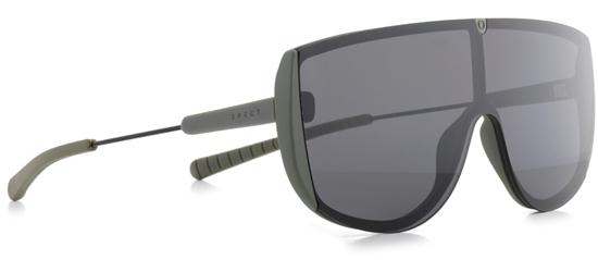 Obrázek z sluneční brýle SPECT Sun glasses, SHADE-004, green, military green, black, 131-03-140, AKCE