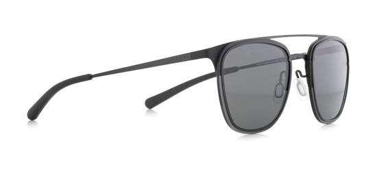 Obrázek z sluneční brýle SPECT SPECT Sun glasses, ENCINO-001P, black/smoke POL/black, 52-18-140