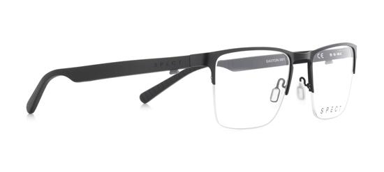 Obrázek z brýlové obruby SPECT Frame, EASTON-001, black, 54-19-145