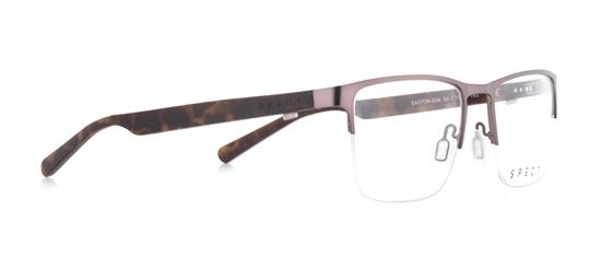 Obrázek z brýlové obruby SPECT Frame, EASTON-004, brown gun, 54-19-145