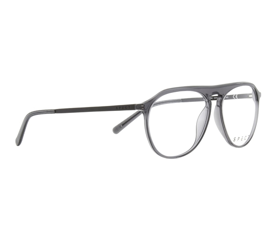 Obrázek z brýlové obruby SPECT Frame, ELSMORE-003, transparent grey, 54-15-145