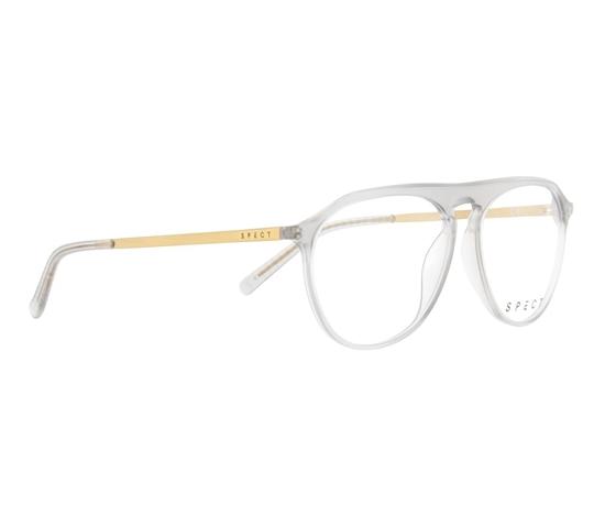 Obrázek z brýlové obruby SPECT Frames, ELSMORE-005, xtal grey, 54-15-145