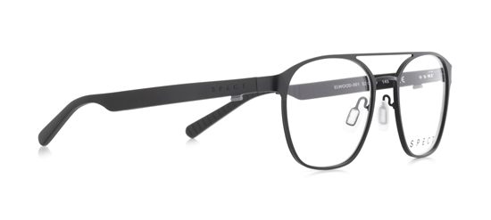 Obrázek z brýlové obruby SPECT Frame, ELWOOD-001, black, 52-19-145