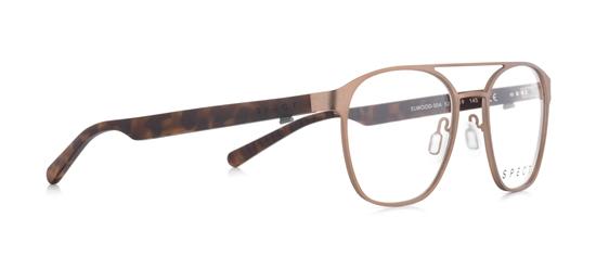 Obrázek z brýlové obruby SPECT Frames, ELWOOD-004, bronze, 52-19-145