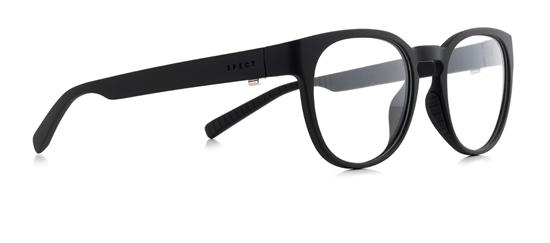 Obrázek z brýlové obruby SPECT Frame, KIND-001, anthracite, anthracite, 49-20-140