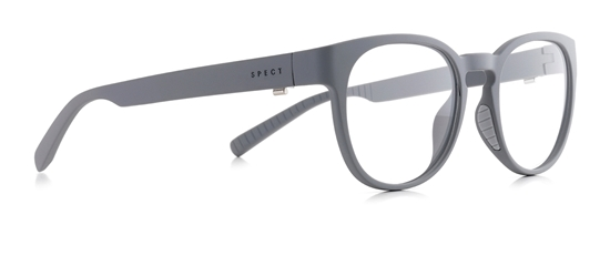 Obrázek z brýlové obruby SPECT Frame, KIND-002, matt light grey/light grey, 49-19,5-145
