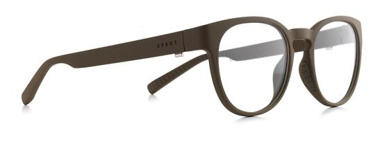 Obrázek z brýlové obruby SPECT Frame, KIND-004, olive green, olive green, 49-20-140
