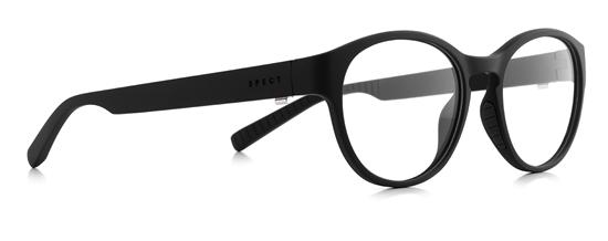 Obrázek z brýlové obruby SPECT Frame, NOOSE-001, matt dark anthracite/anthracite, 48,5-17,5-145