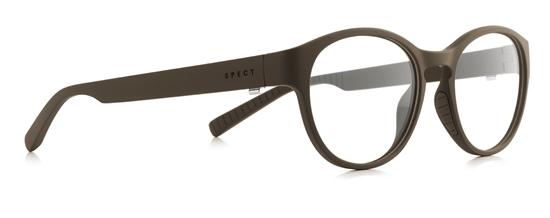 Obrázek z brýlové obruby SPECT Frame, NOOSE-005, olive green, olive green, 49-18-140