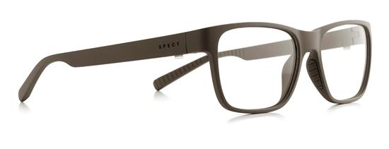 Obrázek z brýlové obruby SPECT Frame, TRUST-005, matt olive green/olive green, 53,5-17-145