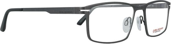 Obrázek z brýlové obruby BLIZZARD Frame, anthtracite dark grey, 53-17/140