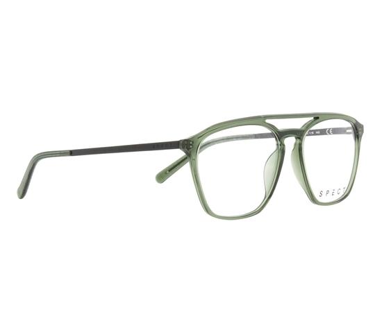 Obrázek z brýlové obruby SPECT Frame, ELRAVAL-005, transparent olive green, 52-16-145