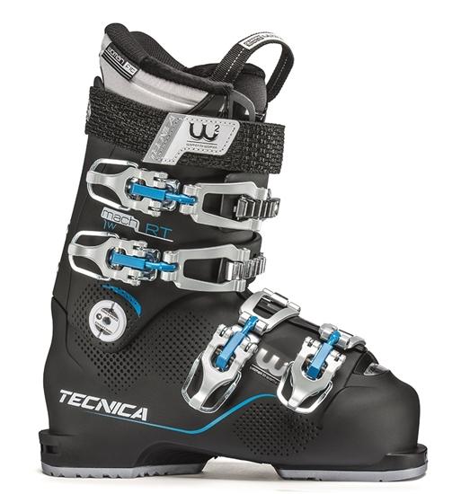 Obrázek z lyžařské boty TECNICA Mach1 85 W MV RT, black, rental, 18/19