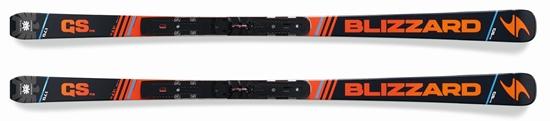 Obrázek z sjezdové lyže BLIZZARD GS Racing FIS + WC plate, 17/18, (R>25 m)