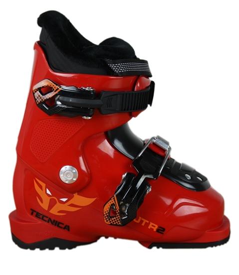 Obrázek z lyžařské boty TECNICA JTR 2 SMU IT, deep red, rental, 18/19