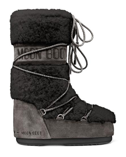 Obrázek z boty MOON BOOT WOOL, 002 anthracite