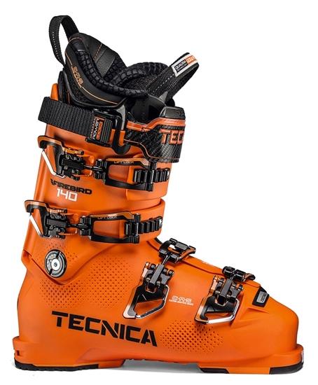 Obrázek z lyžařské boty TECNICA Firebird 140, ultra orange, 18/19
