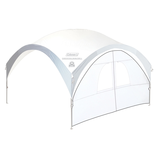 Obrázek z Sunwall with Door for FastPitch Shelter L
