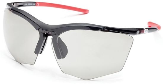 Obrázek z sluneční brýle RH+ Super Stylus, black/red, varia grey lens