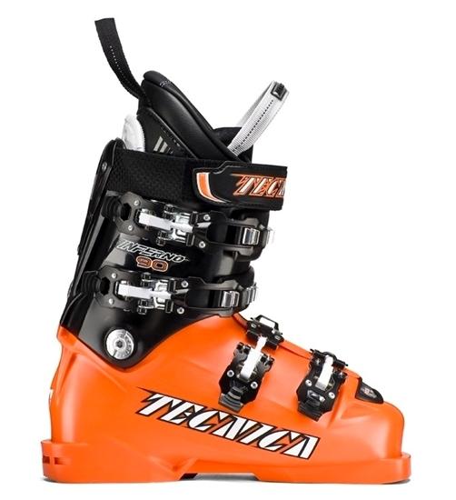 Obrázek z lyžařské boty TECNICA Inferno 90, sonic orange/black, AKCE