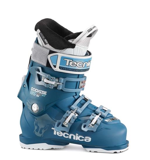 Obrázek z lyžařské boty TECNICA Cochise 85 W HV RT, lagoon blue, rental, 17/18