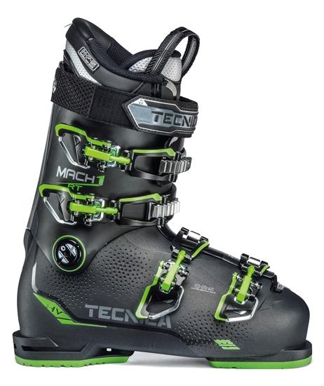 Obrázek z lyžařské boty TECNICA Mach1 130 HV, ultra orange/black, 19/20