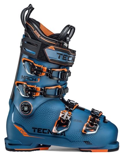 Obrázek z lyžařské boty TECNICA Mach1 120 HV, dark process blue, 19/20