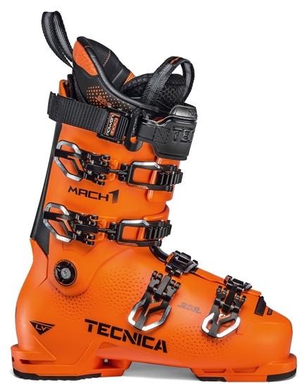 Obrázek z lyžařské boty TECNICA Mach1 130 LV, ultra orange, 19/20
