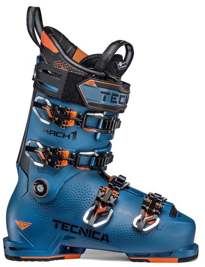 Obrázek z lyžařské boty TECNICA Mach1 120 LV, dark process blue, 19/20
