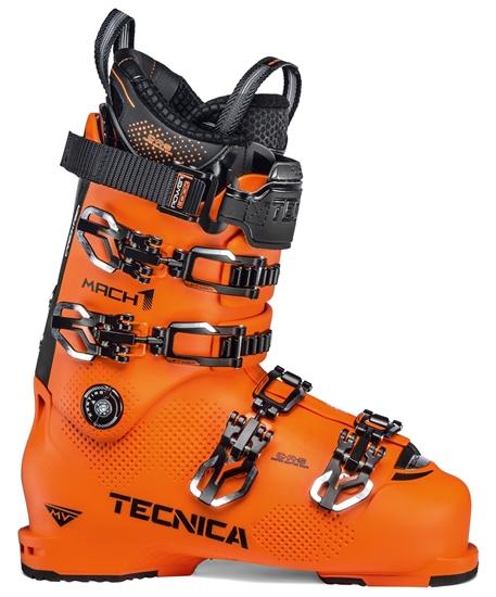 Obrázek z lyžařské boty TECNICA Mach1 MV 130, ultra orange, 19/20