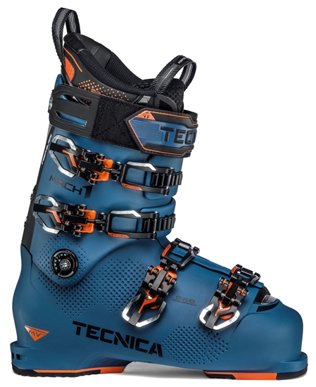 Obrázek z lyžařské boty TECNICA Mach1 120 MV, dark process blue, 19/20