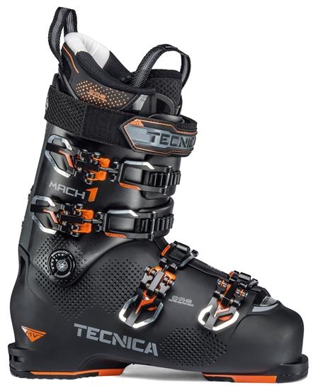 Obrázek z lyžařské boty TECNICA Mach1 110 MV, black, 19/20