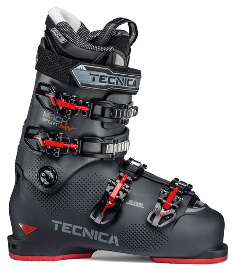 Obrázek z lyžařské boty TECNICA Mach Sport 100 MV, graphite, 19/20