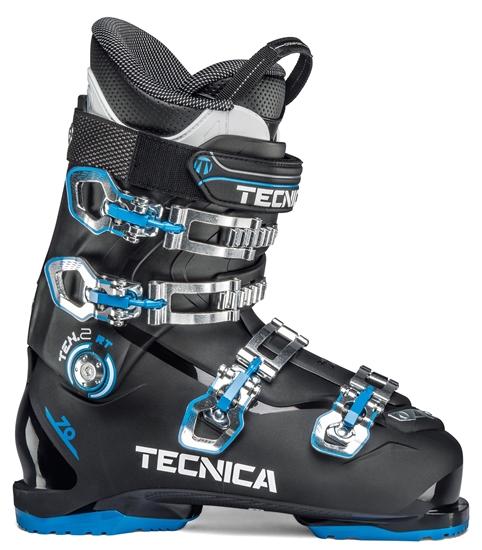 Obrázek z lyžařské boty TECNICA TEN.2 70 RT, black, rental, 19/20