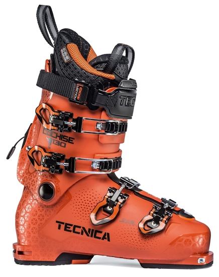 Obrázek z lyžařské boty TECNICA Cochise 130 DYN, progressive orange, 19/20