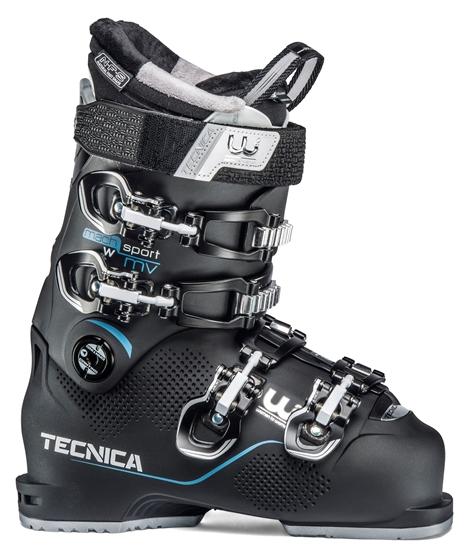 Obrázek z lyžařské boty TECNICA Mach Sport MV 85 W, black, 19/20