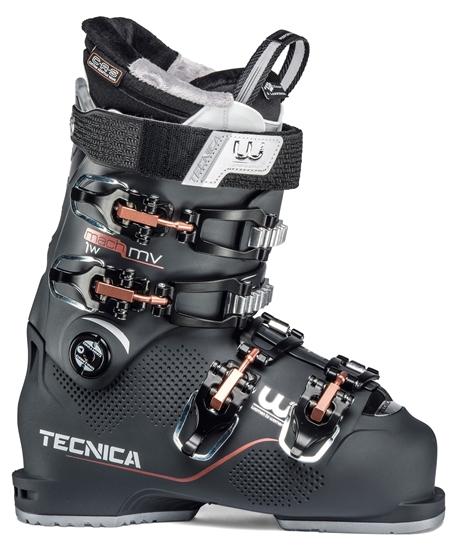 Obrázek z lyžařské boty TECNICA Mach1 MV 95 W, graphite, 19/20