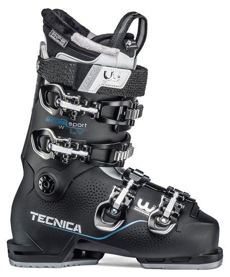 Obrázek z lyžařské boty TECNICA Mach Sport LV 85 W, black, 19/20