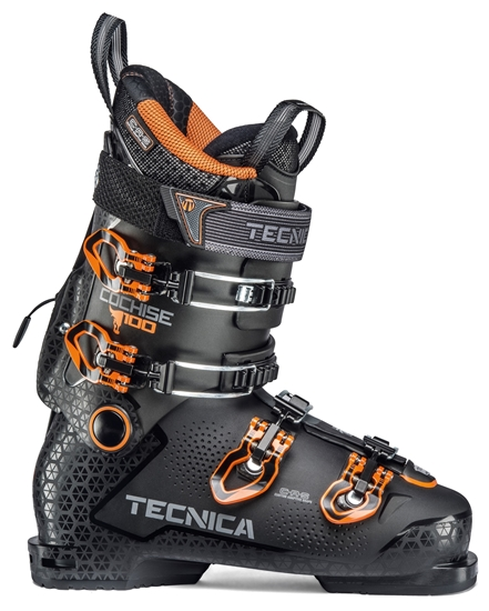 Obrázek z lyžařské boty TECNICA Cochise 100, black, 19/20