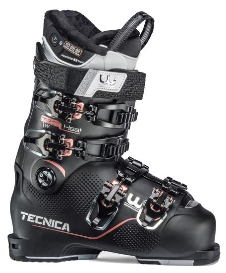 Obrázek z lyžařské boty TECNICA Mach1 MV 95 W HEAT, black, 19/20