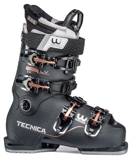 Obrázek z lyžařské boty TECNICA Mach1 LV 95 W, graphite, 19/20