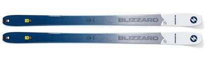 Obrázek sjezdové lyže BLIZZARD Zero G 085, ice/blue, flat, 19/20