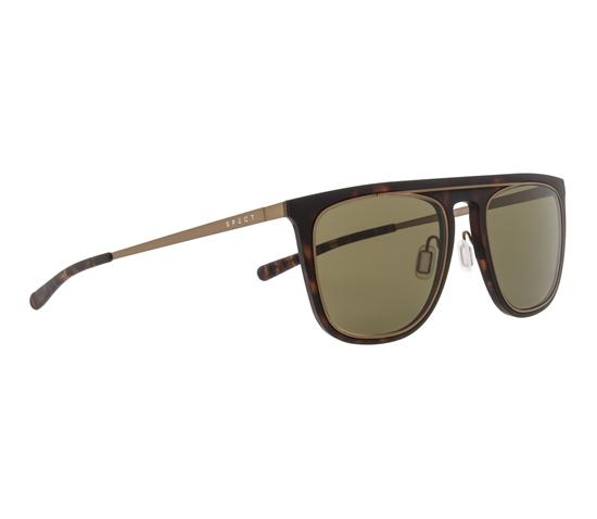 Obrázek z sluneční brýle SPECT Sun glasses, COOGEE-001P, havanna, brown POL, 53-20-145