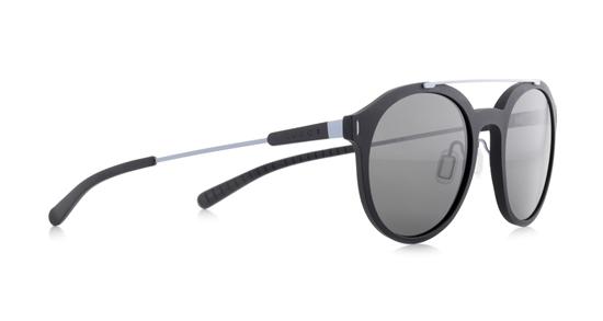 Obrázek z sluneční brýle SPECT Sun glasses, SHADWELL-003P, black, green POL, 49-20-140